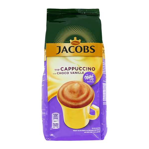 Jacobs Cappuccino Choco Vanille