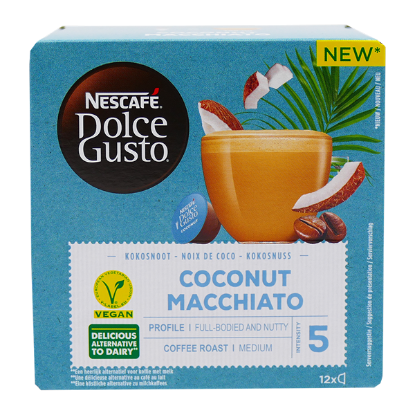 Dolce Gusto Coconut